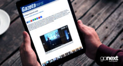 GoNext em destaque na mídia internacional
