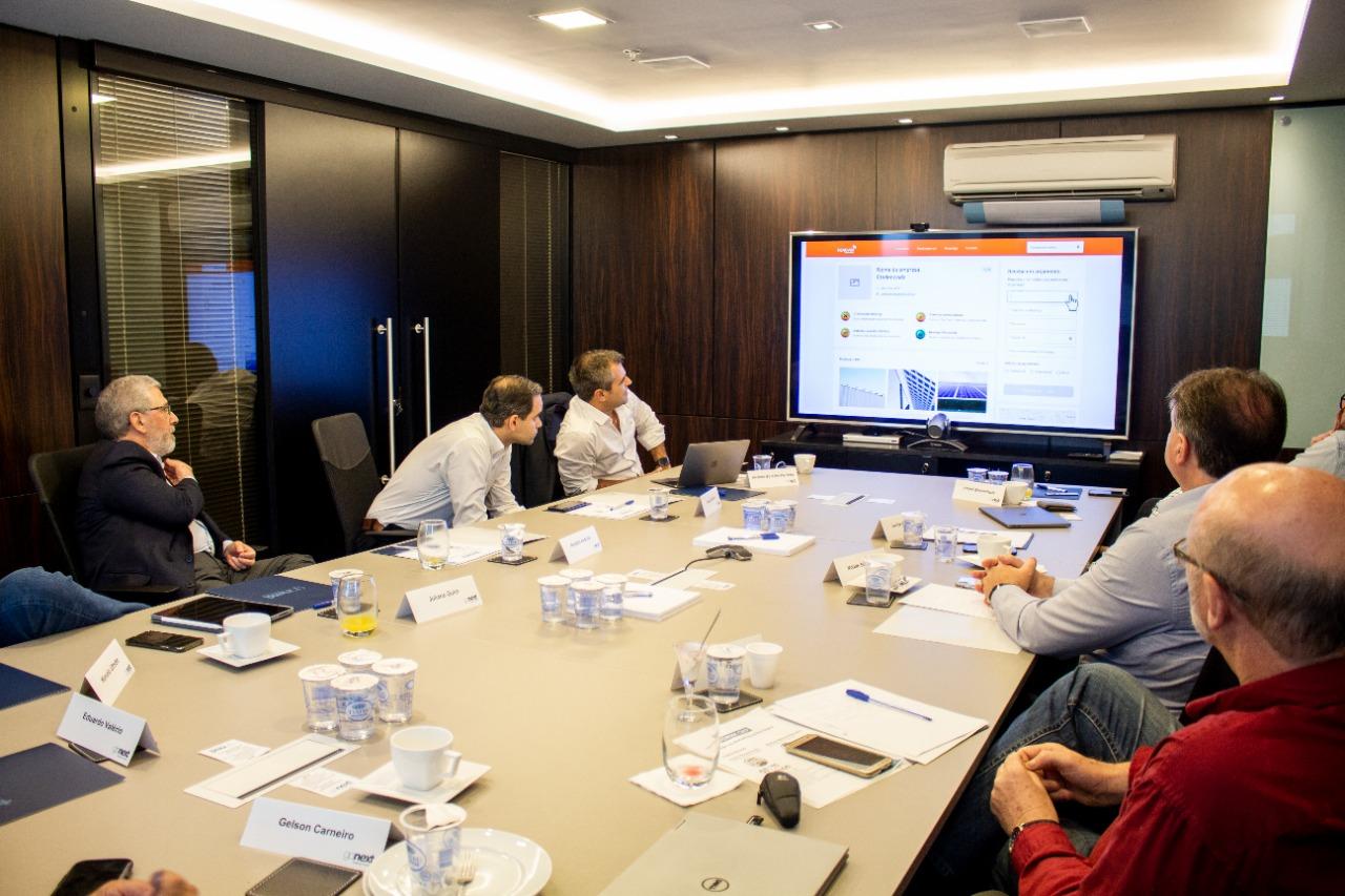 Fórum GoNext-CEO reúne grupo seleto de gestores para debater estratégias de marketing na era digital