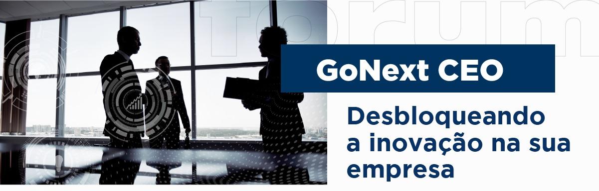 Viabilidade organizacional de estratégias de inovação é tema do GoNext CEO